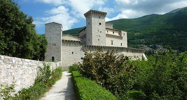 Rocca Flea gualdo
