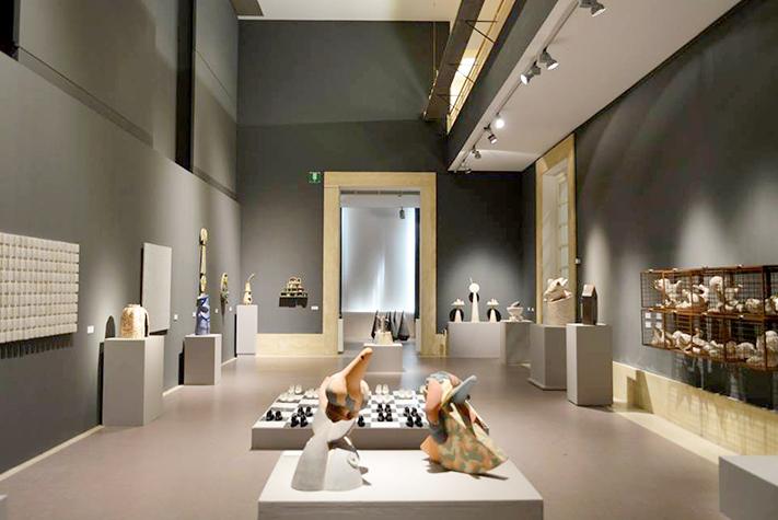 Scultura Ceramica Roma